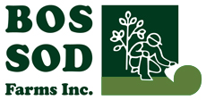 Bos Sod Farms Inc Logo